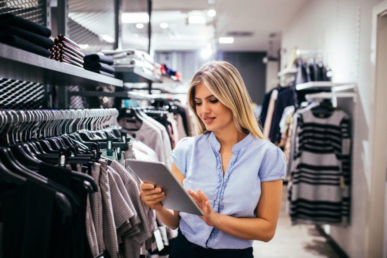gestão de loja