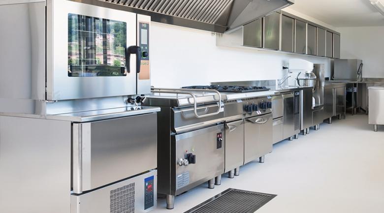 manutenção cozinha Industrial