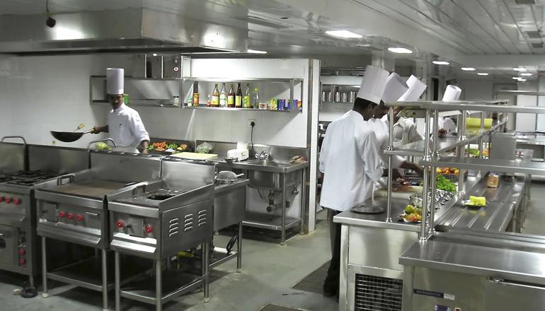 equipamento para restaurante